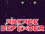 Arcade Defender Стрелялка