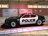 Дрифт Гонка На Полицейской Машине