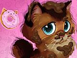 Для Девочек: Уход за грязным котиком
