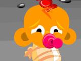 Счастливая обезьянка: Уровень 393 День Сурка