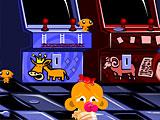 Счастливая обезьянка: Уровень 399 Аркадные Автоматы 80-х