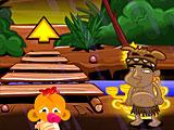 Счастливая обезьянка: Уровень 438 — 5 Артефактов Часть 6