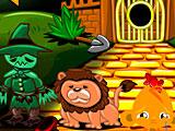 Счастливая обезьянка: Уровень 469 Волшебник Изумрудного Города