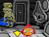 Счастливая обезьянка: Уровень 474 Глубокое Подземелье 1