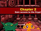 Счастливая обезьянка: Уровень 476 Глубокое Подземелье 2