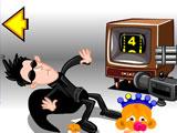 Счастливая обезьянка: Уровень 491 Матрица