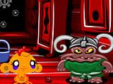 Счастливая обезьянка: Уровень 518 Огненный Сокол