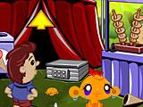 Счастливая обезьянка: Уровень 519 Городская Ярмарка Шах и Мат
