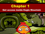 Счастливая обезьянка: Уровень 522 Орлиная Гора Часть 1