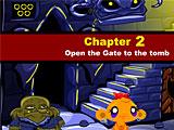 Счастливая обезьянка: Уровень 530 Замковый котел Часть 2