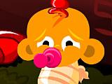 Счастливая обезьянка Уровень 547 Летний Отдых У Бассейна