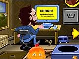 Счастливая обезьянка Уровень 553 Компьютер Глючит