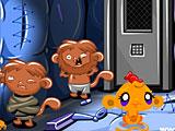 Счастливая обезьянка Уровень 559 Сумасшедшие Обезьянки