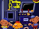 Счастливая обезьянка Уровень 561 Пакман