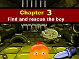 Счастливая обезьянка Уровень 562 Потерявшийся Мальчик Часть 3