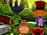 Счастливая обезьянка Уровень 565 Вонка И Шоколадная Фабрика
